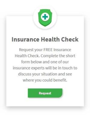 INSURANCE HEALTH CHECK